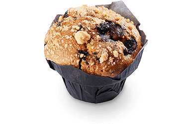 Produktbild Muffin Black Label Blueberry